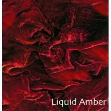 БАРХАТ ИЗ НАТУРАЛЬНОГО ШЕЛКА Liquid-Amber