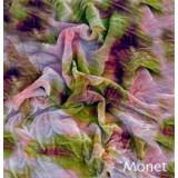 БАРХАТ ИЗ НАТУРАЛЬНОГО ШЕЛКА Monet