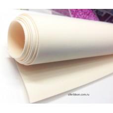 Фоамиран (цвет античный белый)