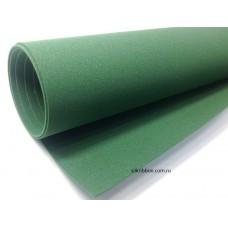 Фоамиран (цвет темно-темно-зеленый)
