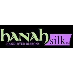 Ленты шелковые торговой марки Hanah